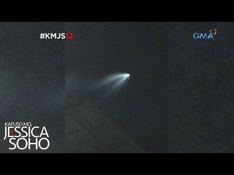 Kapuso Mo, Jessica Soho: Pinaniniwalaang UFO sighting sa Isabela, totoo nga ba?