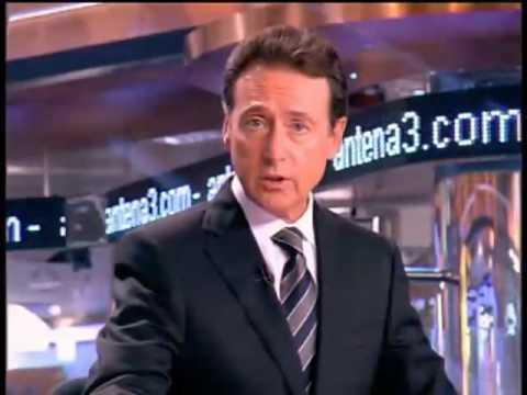 Noticias E Informativos La Frase De Matías Prats 09 06 2010 Antena3com Youtube