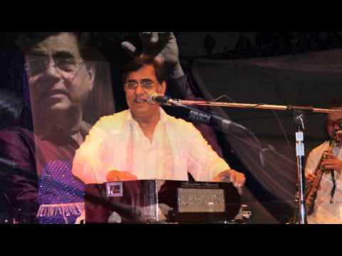Jagjit Singh Live - Tere Aaane Ki Jab - 2011