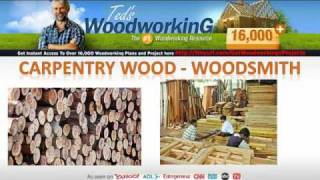 Free Wood Plans - Woodworking Books