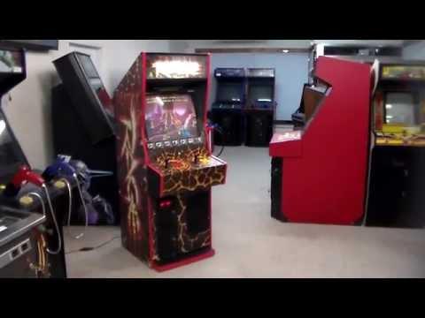 Atari's Primal Rage 1994 Arcade Game! Overview, Artwork, Gameplay