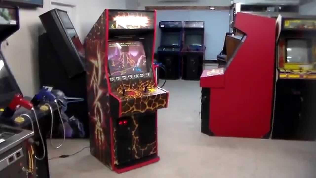 Atari's Primal Rage 1994 Arcade Game! Overview, Artwork, Gameplay ...