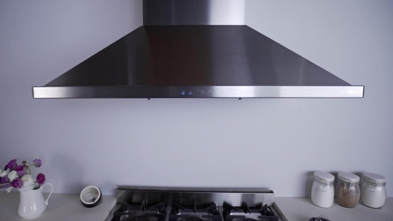 High Quality Siena Pro Wall Range Hood