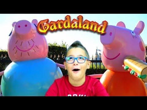 HO INCONTRATO PEPPA PIG A GARDALAND - Leonardo D