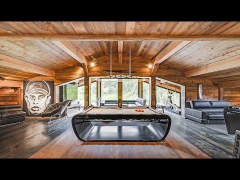 Chalet Quezac - Luxury Ski Chalet Tignes, France