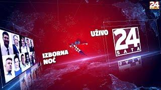 Pratite uživo: Milanović vodi, Kolinda pada!