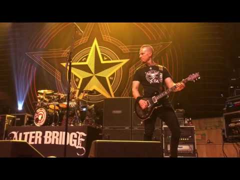 Alter Bridge - Crows on a Wire Ulster Hall 21-6-17