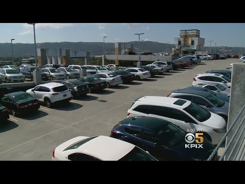 Parking Expansion Coming To Dublin-Pleasanton BART Station