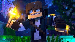 ENCONTREI ALGO EM BAIXO DA MINHA CASA! - Forever Stranded #5 (Minecraft Modpack)