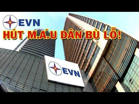 Tập đoàn điện lực Việt Nam tăng giá điện bù vào những khoản bòn rút nghìn tỷ