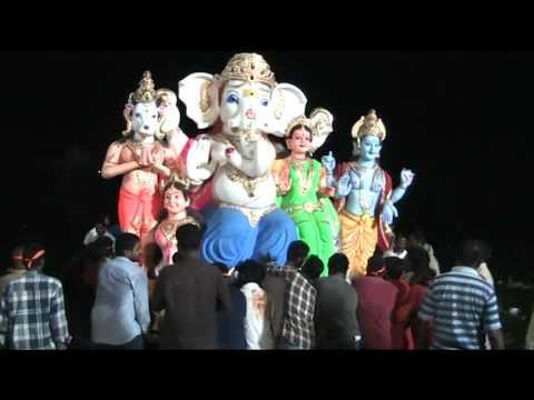 Tpt rly3 Maha ganapathi festival
