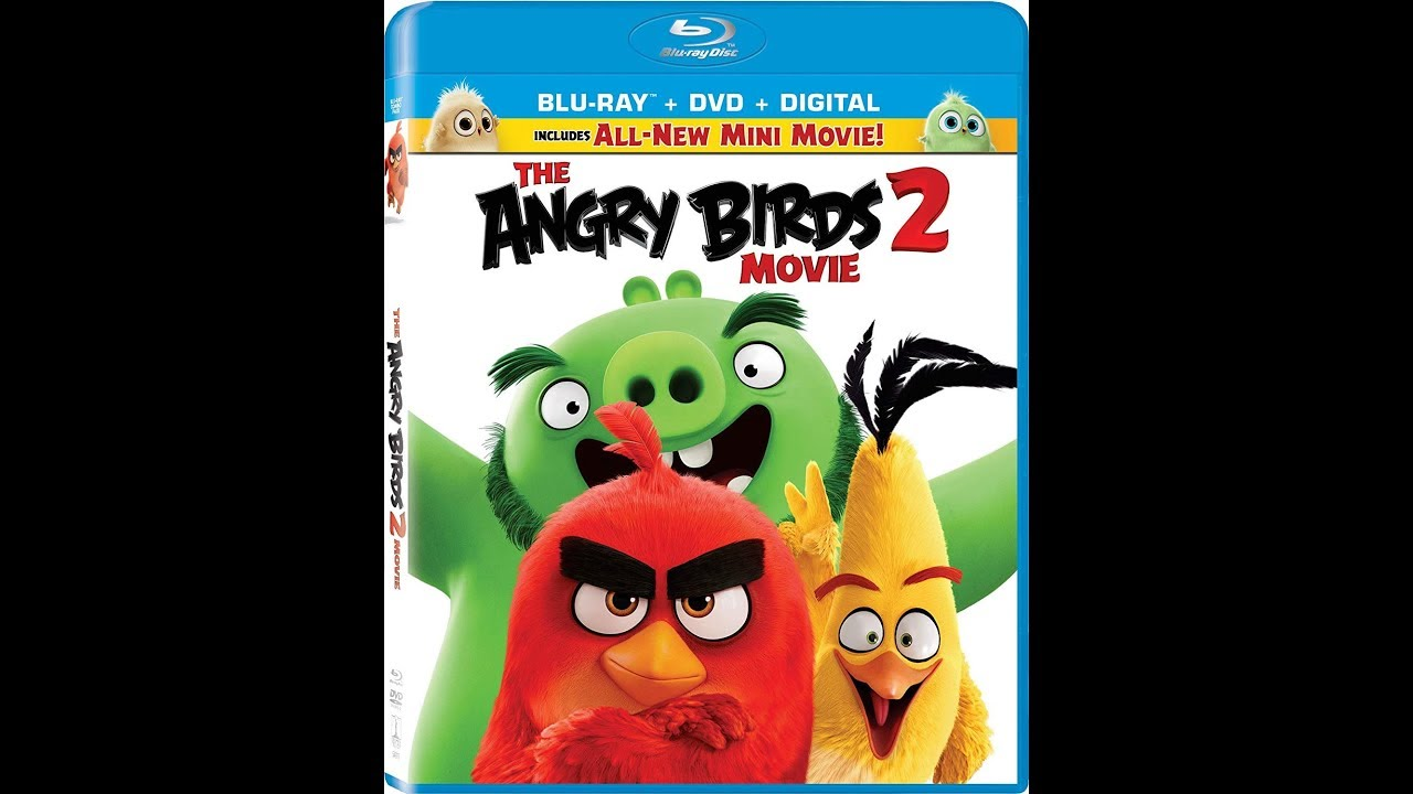 Opening To The Angry Birds Movie 2 2019 Blu Ray Youtube