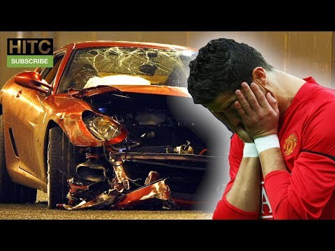6 Footballers Who Had CAR CRASHES