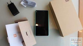 Xiaomi Mi4i Unboxing