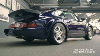 PORSCHE 964 TURBO - HEXAGON MODERN CLASSICS