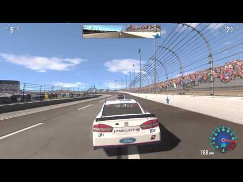 NASCAR Heat Evolution port 2