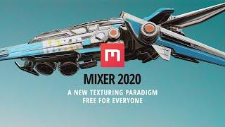 Mixer 2020: Introducing 3D Texturing