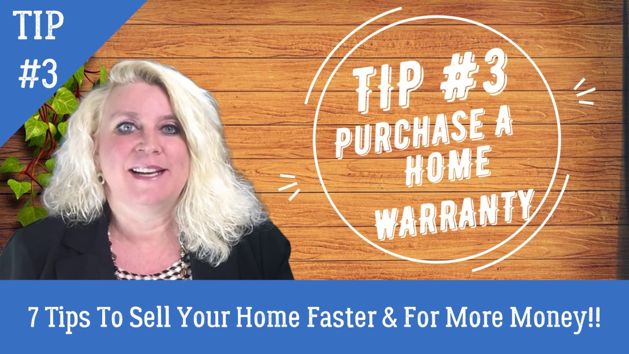 Third Tip of 7 Tips For Selling Your Home Faster & For More Money in Central MN