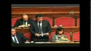 GianMarco CENTINAIO - decreto Istruzione : provvedimento frettoloso e deprimente 06.11.13