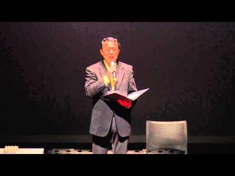福田 あきらさん「今、伝えたいこと」 /Mr. Akira Fukuda from Soma-City, Fukushima.