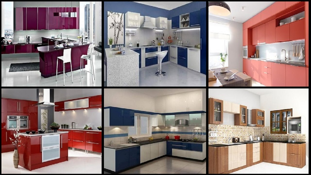Top 40 Color Combinations Of Modular Kitchen Latest Best Color Combination For Modular Kitchen Youtube