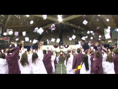 Radnor High School's Commencement Ceremony 2016