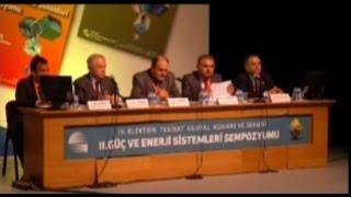 IV. Elektrik Tesisat Ulusal Kongresi ve Sergisi-Sistem Çökmesi Paneli