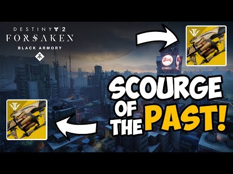 Destiny 2 | Scourge of the Past Stream! Today We Get Anarchy! (I Hope) thumbnail