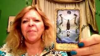Pisces Weekly tarot scope reading January 12 - 18, 2015