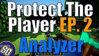 Protect The Player | Ep. 2 | Minecraft Hardcore Games | Analyzer of Doom