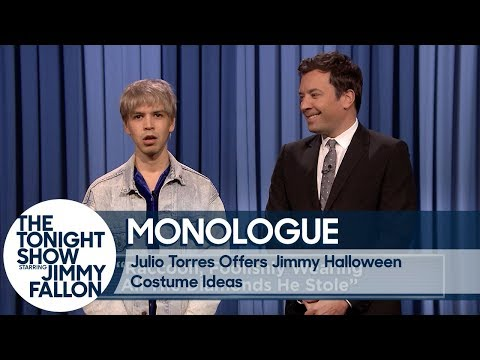 Download Youtube: Julio Torres Offers Jimmy Halloween Costume Ideas - Monologue
