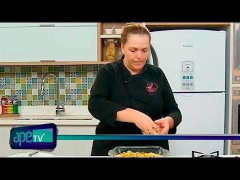 ApêTV - Torta salgada de legumes 06/05/17