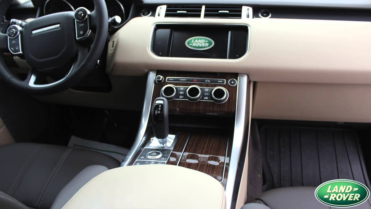 2015 Range Rover Sport SuperCharged Guided Tour