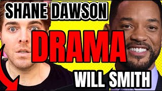 SHANE DAWSON CALLED OUT BY WILL SMITH FAMILY