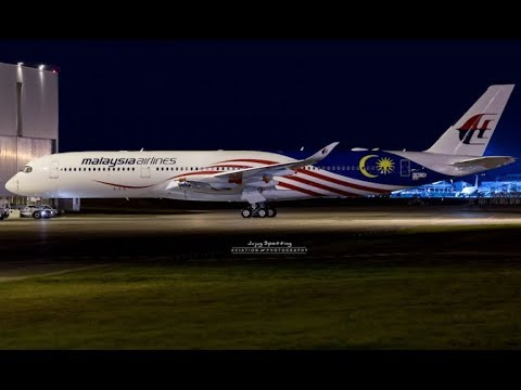 Malaysia Airlines A350-900XWB (Part.2)