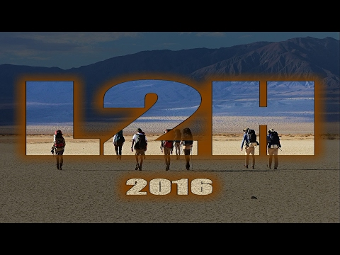 L2H 2016 - Badwater to Whitney