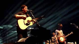Mumford And Sons I Gave You All LIVE HMH Amsterdam 2010