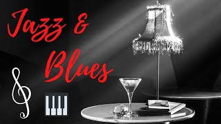 Relaxing Jazz and Blues Music 9 hours | Background Chill Out Music | Music For #Relax #Study #Work