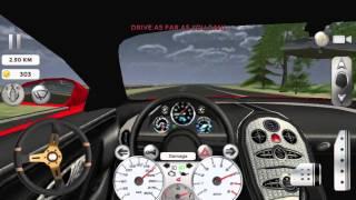 Real Driving 3D Bugatti Veyron