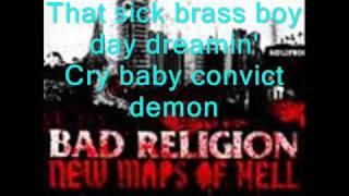 bad religion honest goodbye lyrics