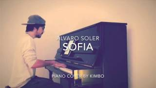 Alvaro Soler - Sofia (Piano Cover + Sheets)