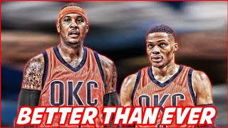 Video WHY THE OKC THUNDER SHOULDN'T BE DOUBTED! THEY ARE BETTER THAN EVER! | NBA NEWS download MP3, 3GP, MP4, WEBM, AVI, FLV September 2017