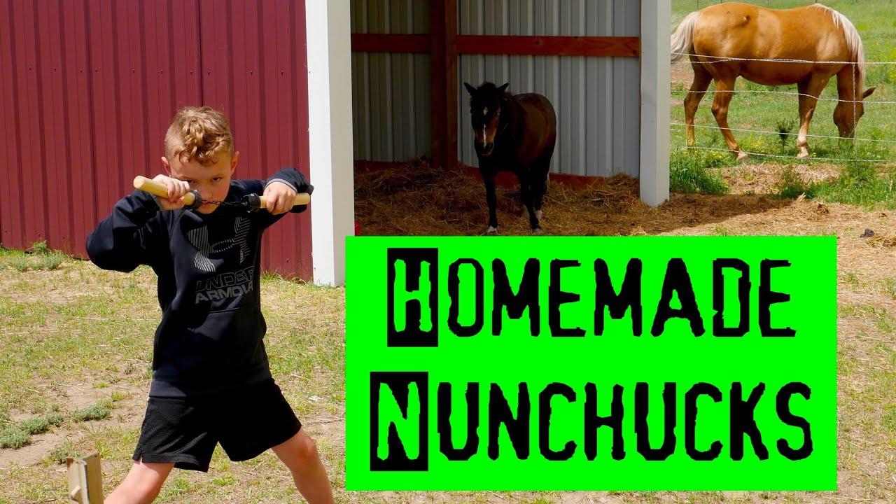 Download How to make nunchucks
