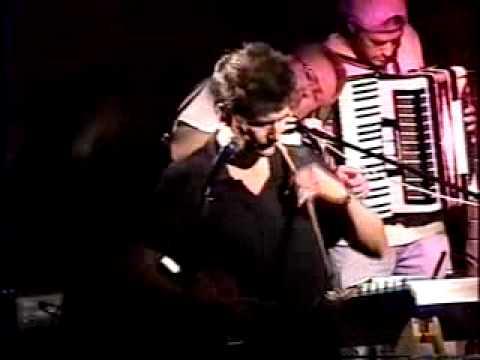The Homeless Man Tour, Live at Jamin' Java, Kent Island, MD, October 3, 1998 - A Ragamuffin Band