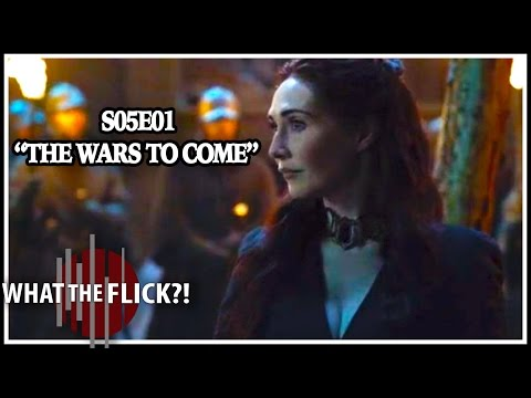 Game Of Thrones Season 5 Episode 1 'The Wars To Come' Review And Discussion