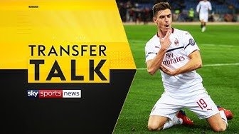 The latest on Krzysztof Piątek, Bruno Fernandes, Ashely Young & Marouane Fellaini | Transfer Talk