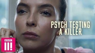 Psychological Assessment Of A Killer - The Assassin Villanelle | Killing Eve