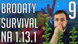 To był ten moment, gdy wiedział, że zrąbał po całości - Brodaty Survival na 1.13.2 #9