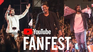 MY FIRST FANFEST PERFORMANCE | YouTube FanFest 2019 | Jadoo Vlogs