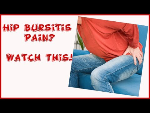 Treatment for Hip Bursitis Pain with Natural Chiropractic ...